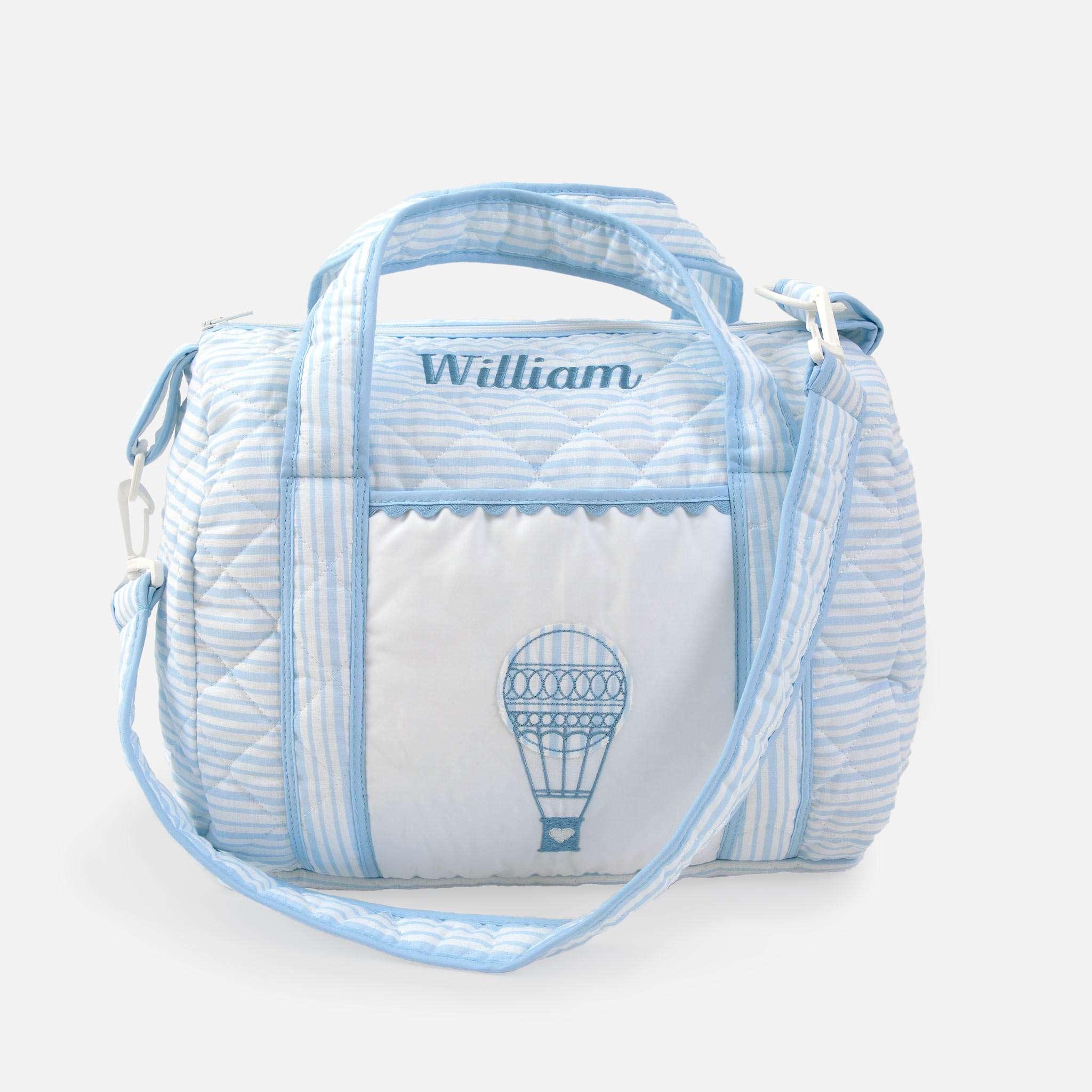 Ballon Blue Hoitolaukku