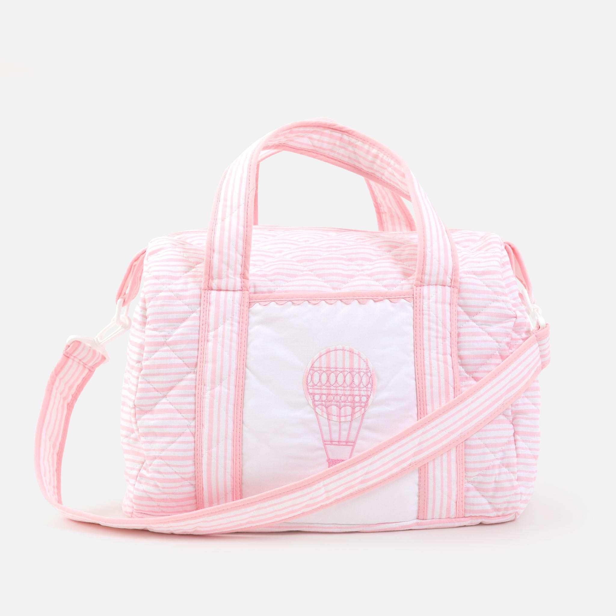 Ballon Pink Hoitolaukku
