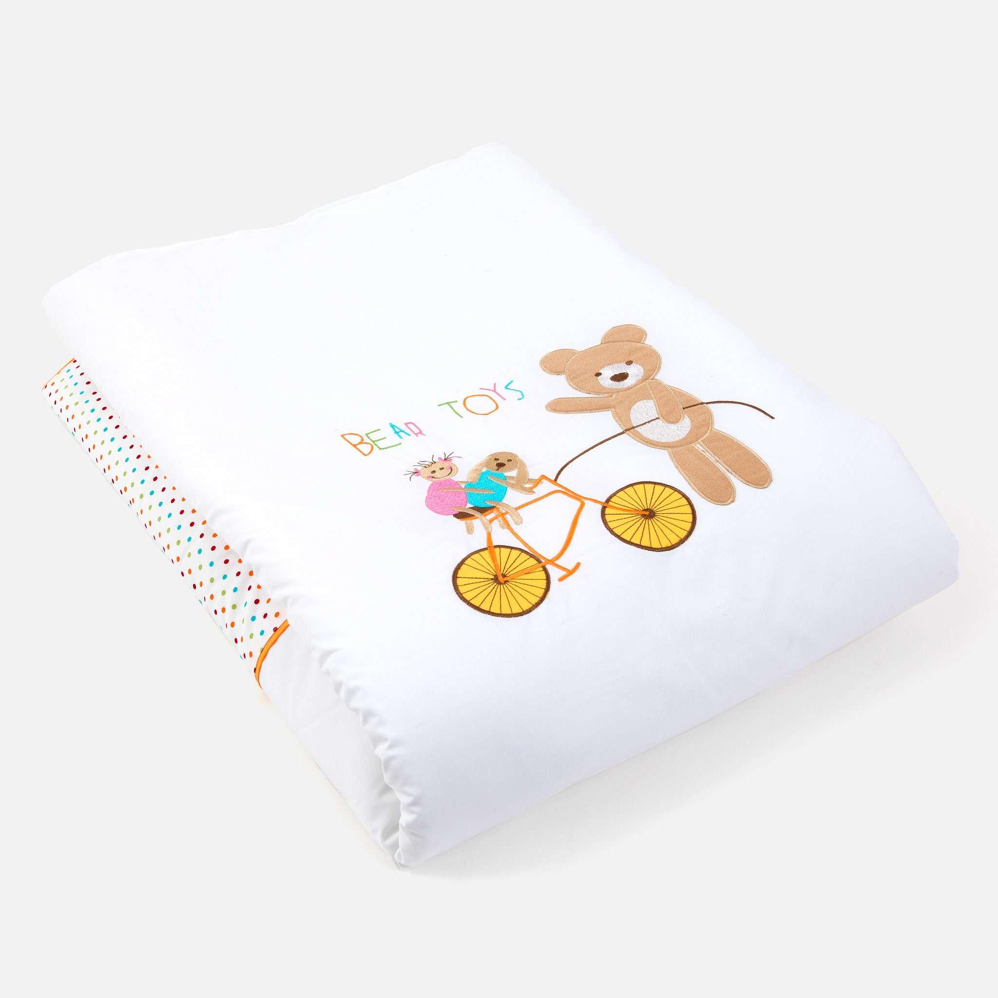 Bear Toys Vauvan peitto, 90x140 cm