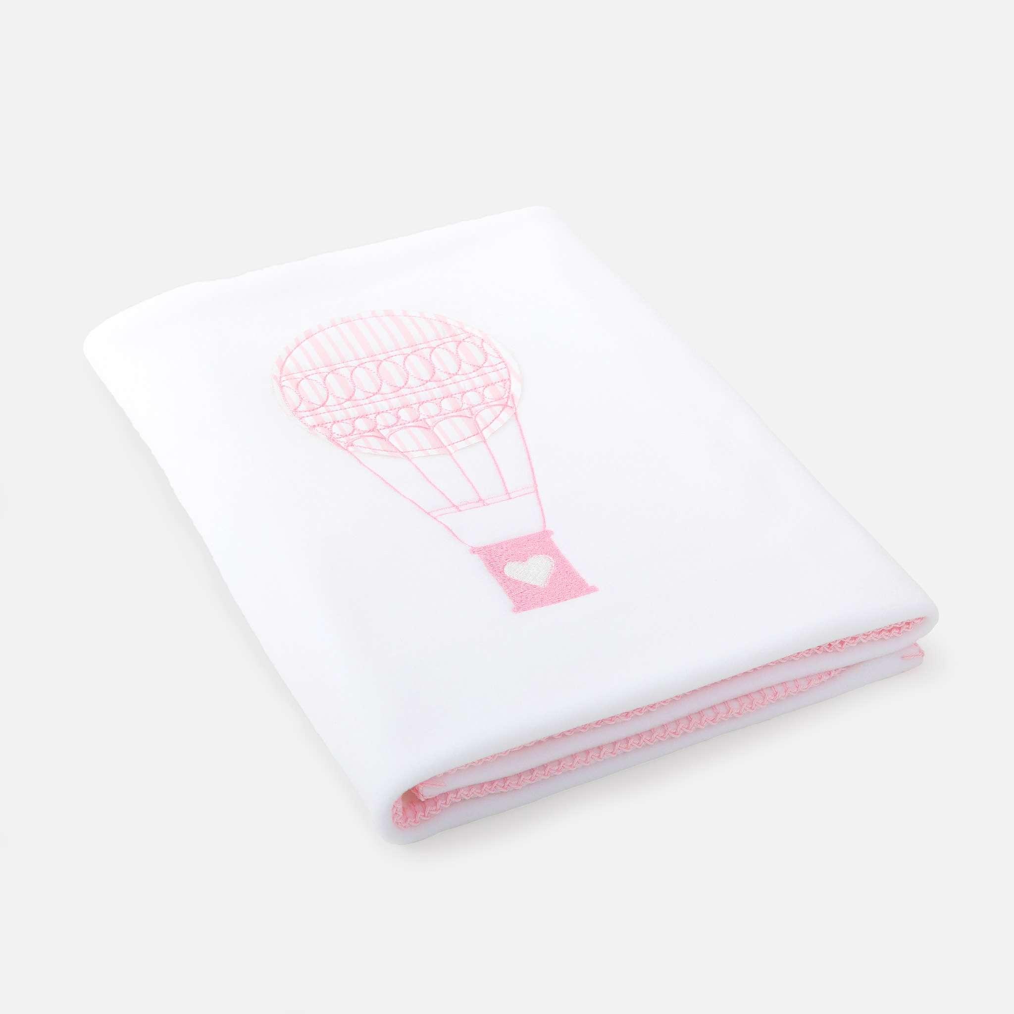 Ballon Pink Fleecehuopa