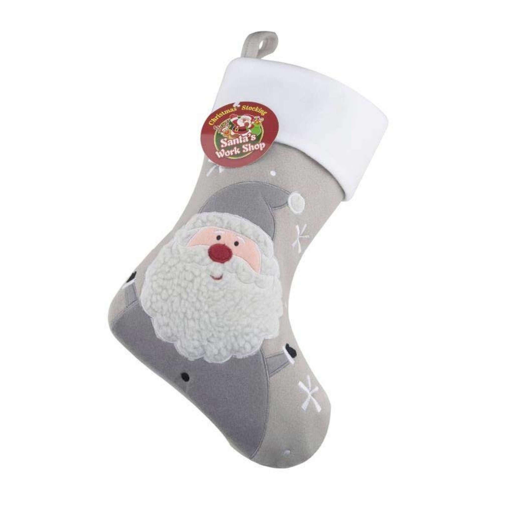 Joulusukka Premium, Joulutonttu Harmaa