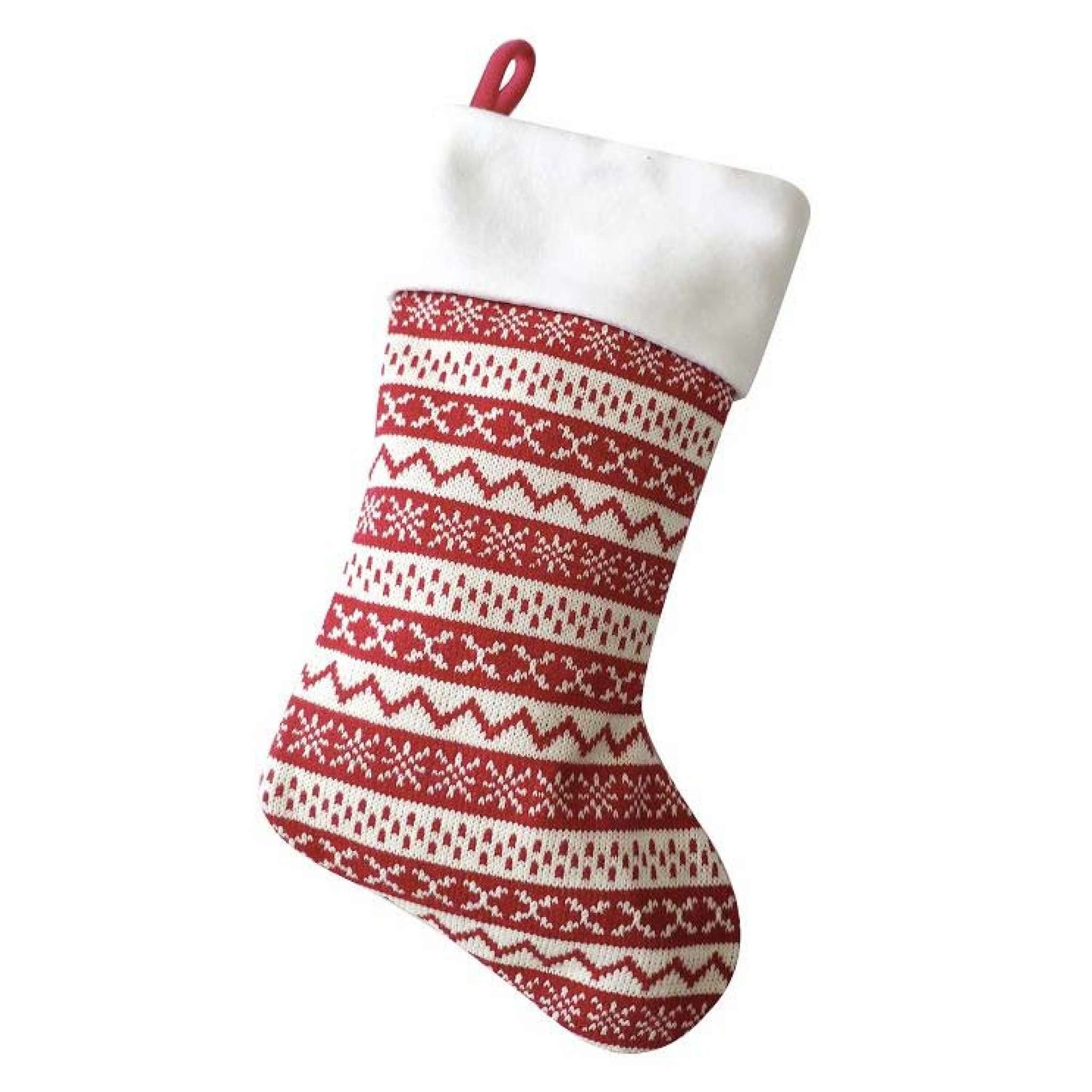 Joulusukka Premium, Punainen Kuvio