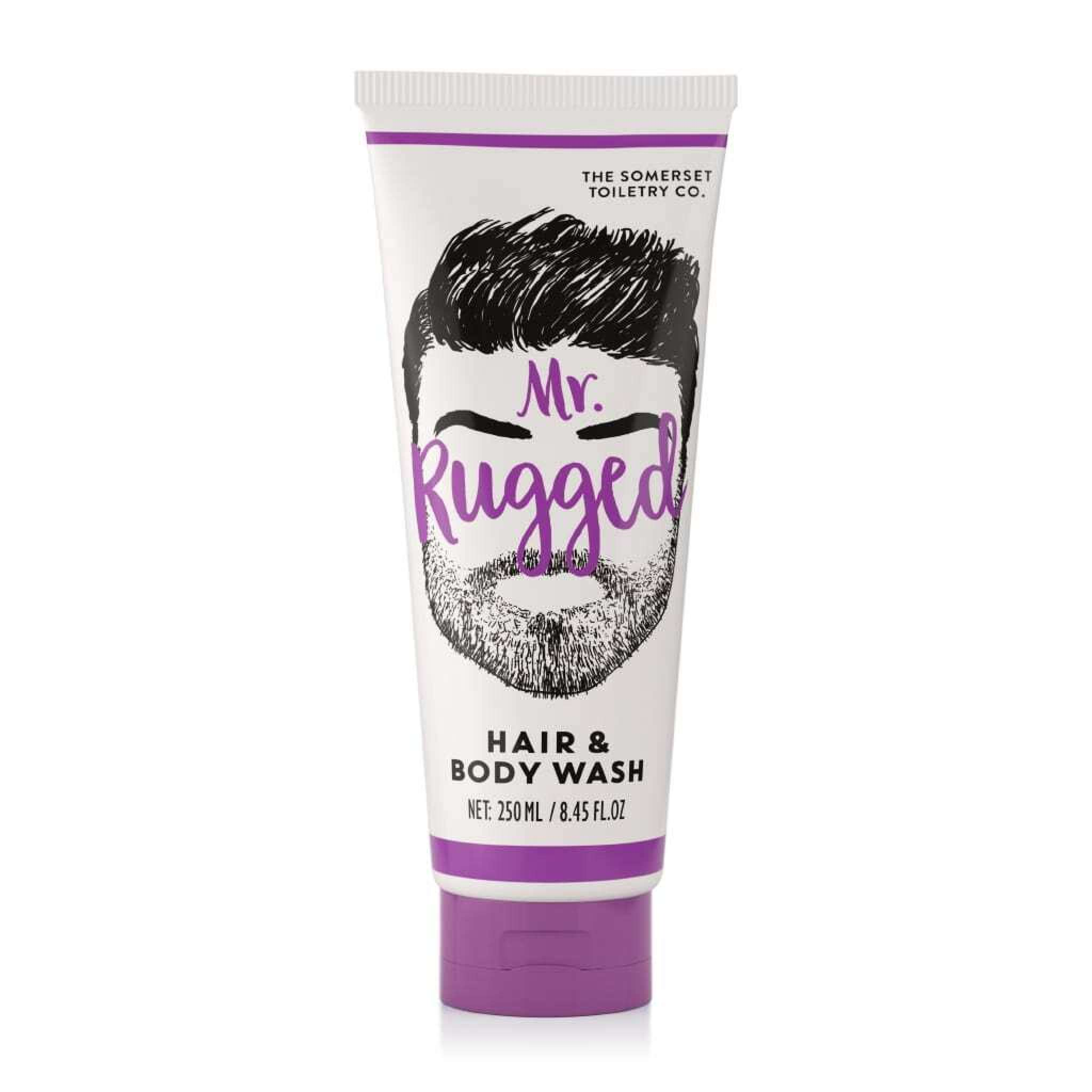 Mr Rugged Suihkusaippua & Shampoo