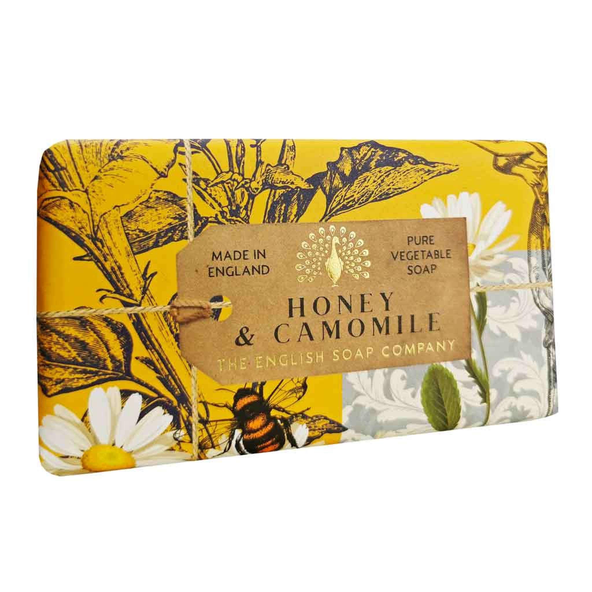 Honey & Camomile Anniversary Saippua