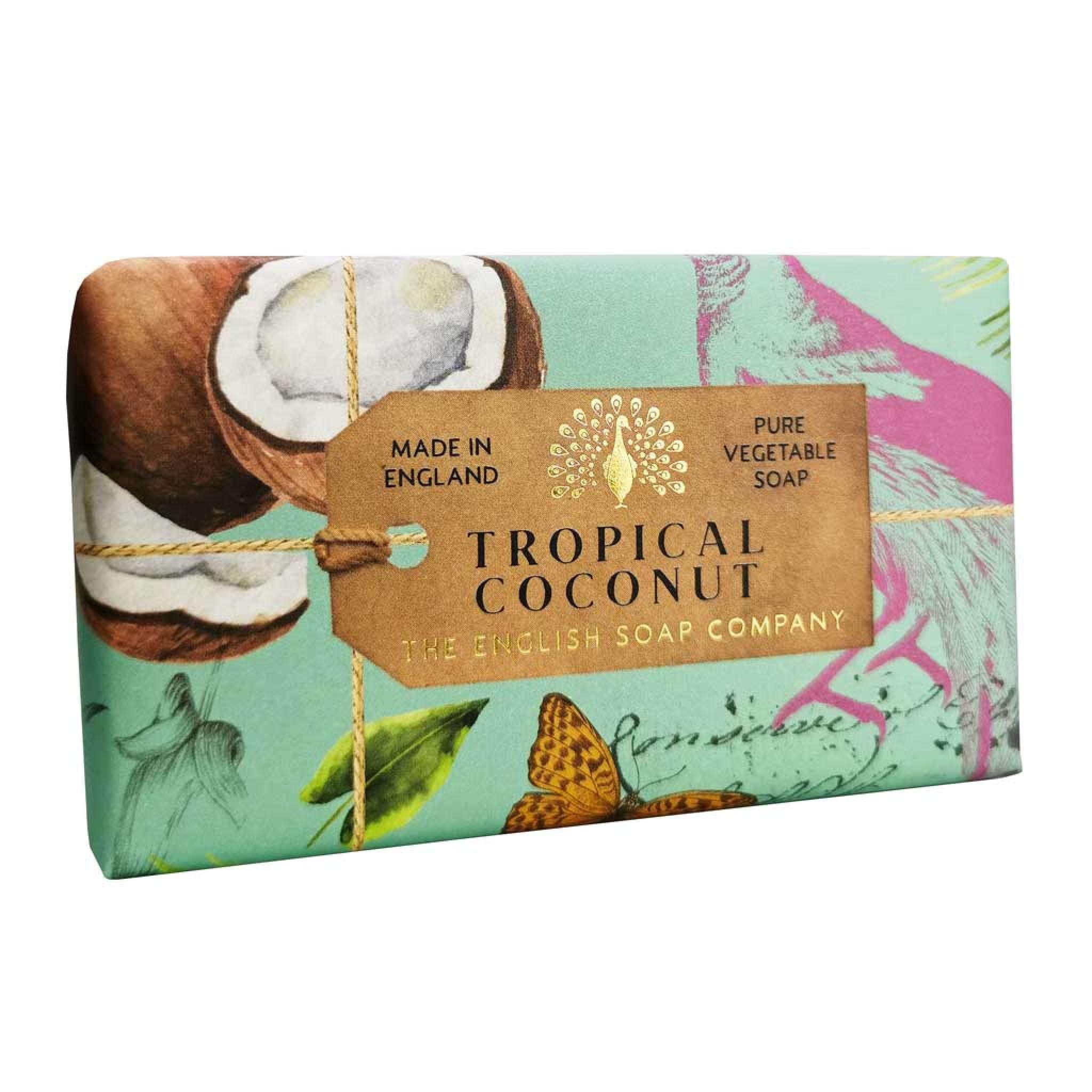 Tropical Coconut Anniversary Saippua