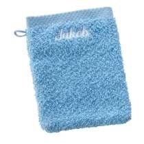 Nauti ihanasta pesukintaasta suihkussa. Tai käytä sitä pestessäsi vauvaa. Tämä pehmeä ja paksu pesukinnas on siihen täydellinen. Mitä enemmän pesukintaita talossa, sitä enemmän vaihtovaraa.  Kulutusta ja pesuja kestävä pesukinnas, nimikoinnilla persoonallinen lahja! Koko 16x21 cm, 100 % puuvillafroteeta.