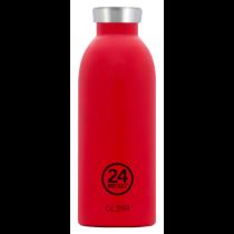 Pitää juoman kylmänä 24 tuntia ja kuumana jopa 12 tuntia. Kaksoiseristetty ruostumattomasta teräksestä valmistettu juomapullo.