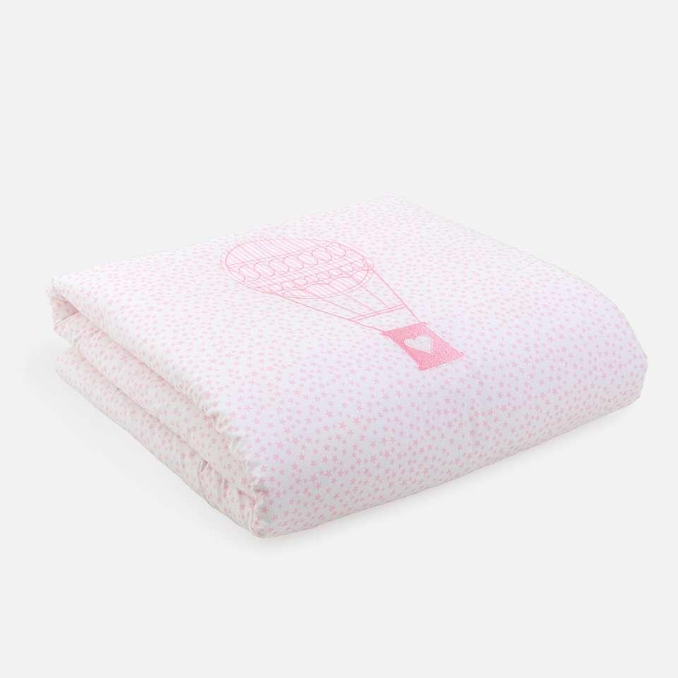 Ballon Pink Vauvan peitto, 90x140 cm