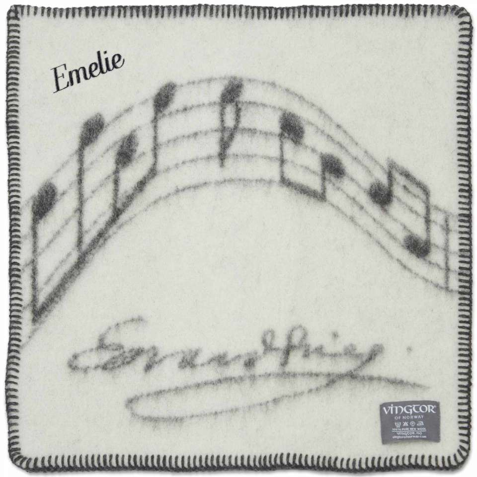 Istuintyyny Vingtor, Grieg