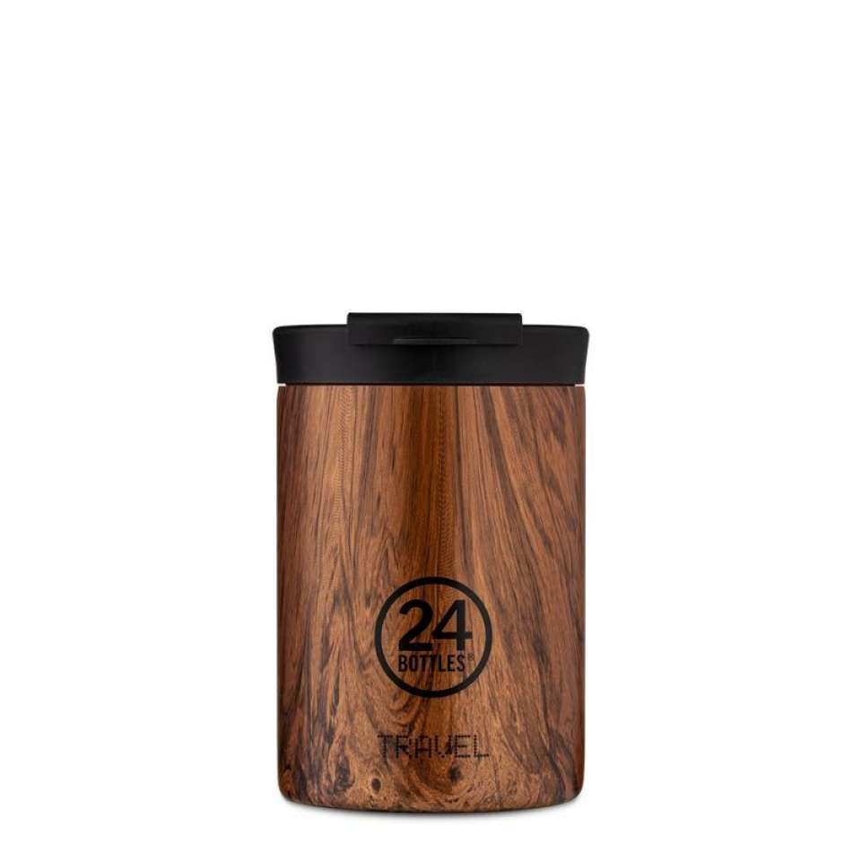 Tumbler 350ml Sequoia Wood