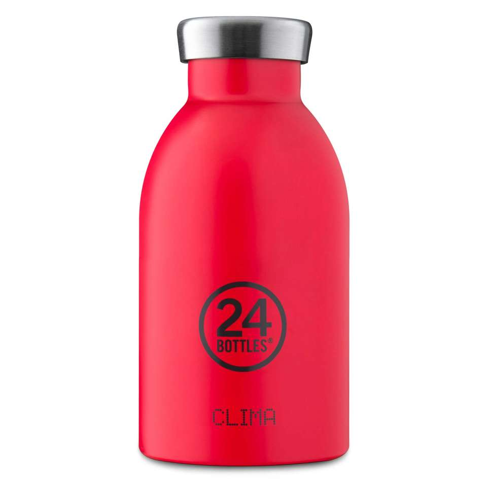 Clima 24Bottles 330 ml Hot Red