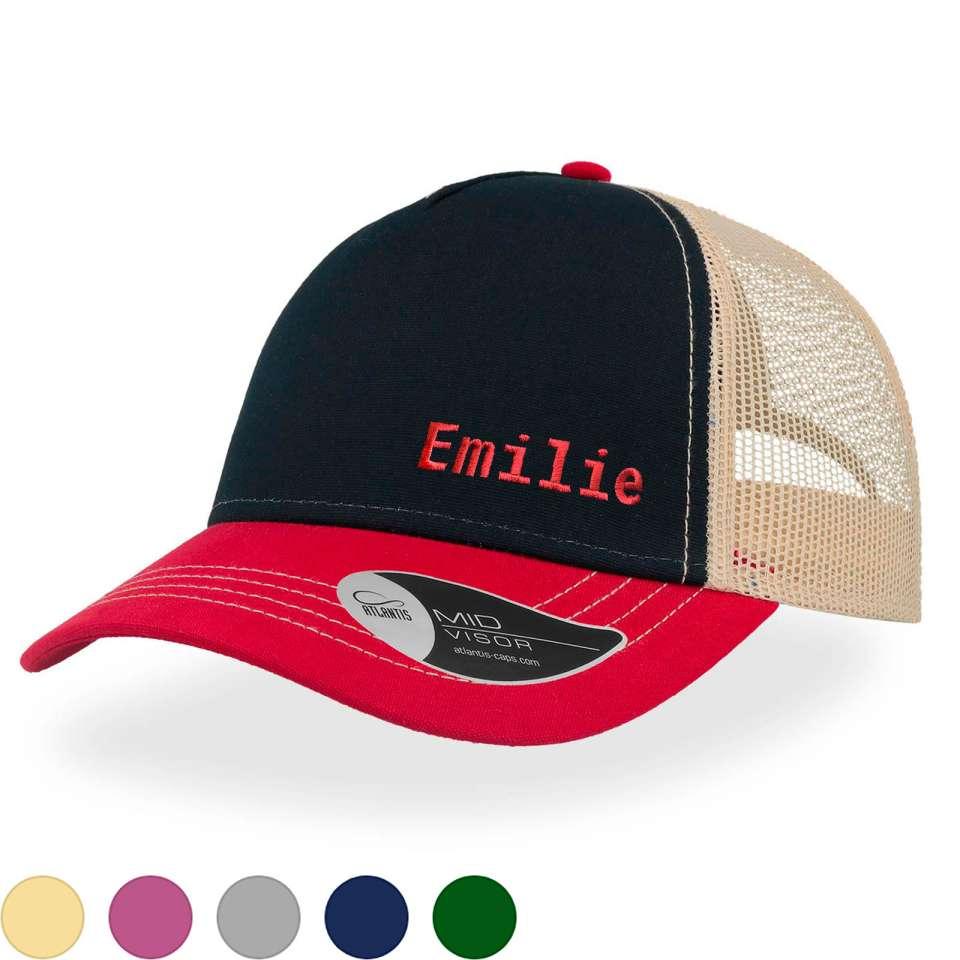 Rapper Canvas Caps