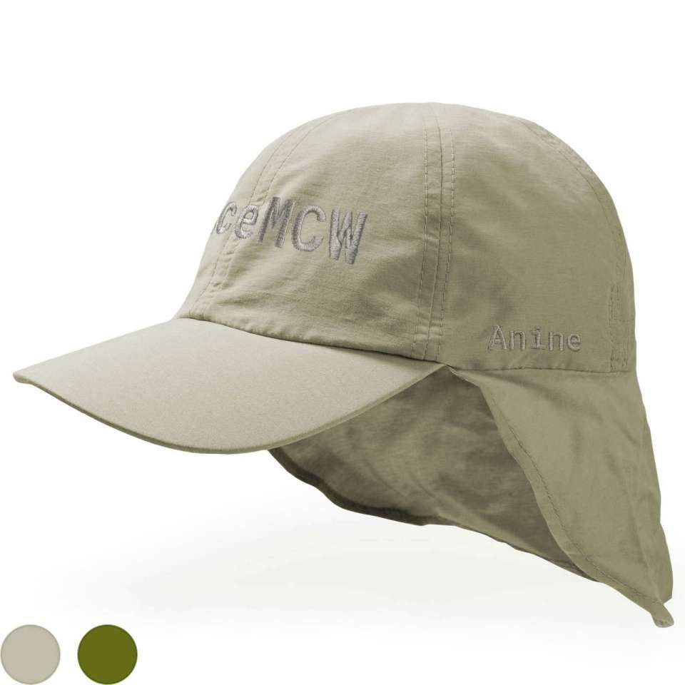 Nomad Caps med stor brodering
