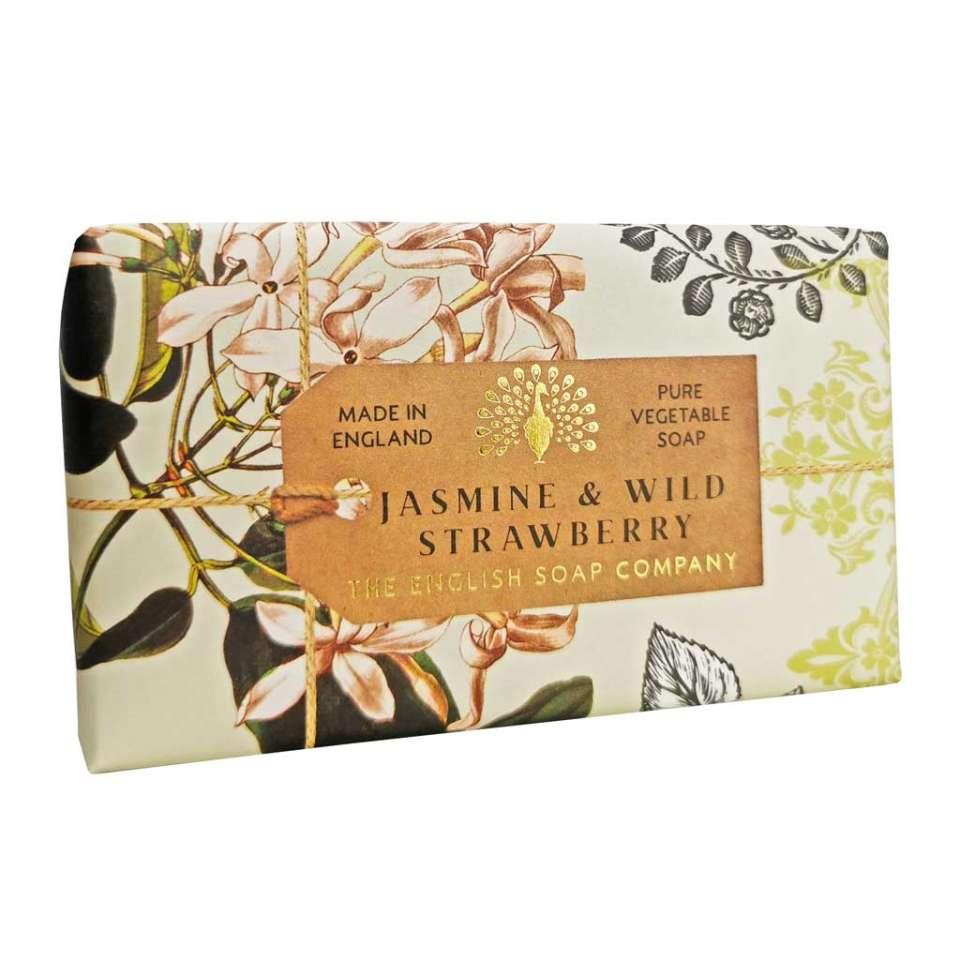 Jasmine & Wild Strawberry Anniversary Saippua