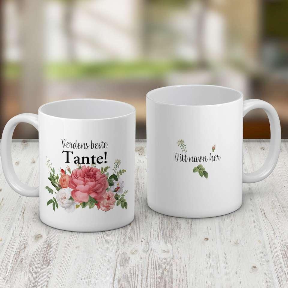 Kahvimuki, Maailman paras täti