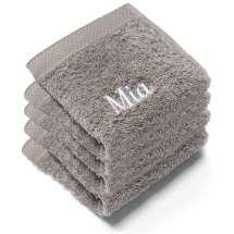 Nauti mukavasta pesulapusta suihkussa. Nämä pehmeät pesulaput ovat täydellisiä siihen. Tästä saat 4 identtisen pesuliinan setin, joten sinulla on aina vaihtovaraa.  Koko 30x30 cm, 100 % puuvilla