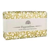 Anna kaunis saippua The English Soap Company:n viestillä pienenä hienona huomiona erityistilaisuudessa. Kääritty kauniiseen paperiin, jossa on vintage-muotoilu ja mukava tervehdys.<br/> Täydellinen lahja jolla voit onnitella jotakuta kovan työn saavutuksista, hyvillä uutisilla ja muista saavutuksista tällä sitruunan tuoksuisella saippualla.<br/><br/>